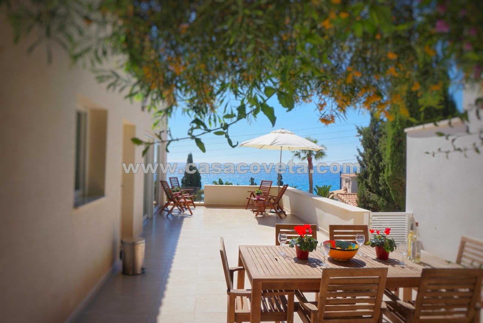 Magnificent villa with fantastic sea views Ref. 545
