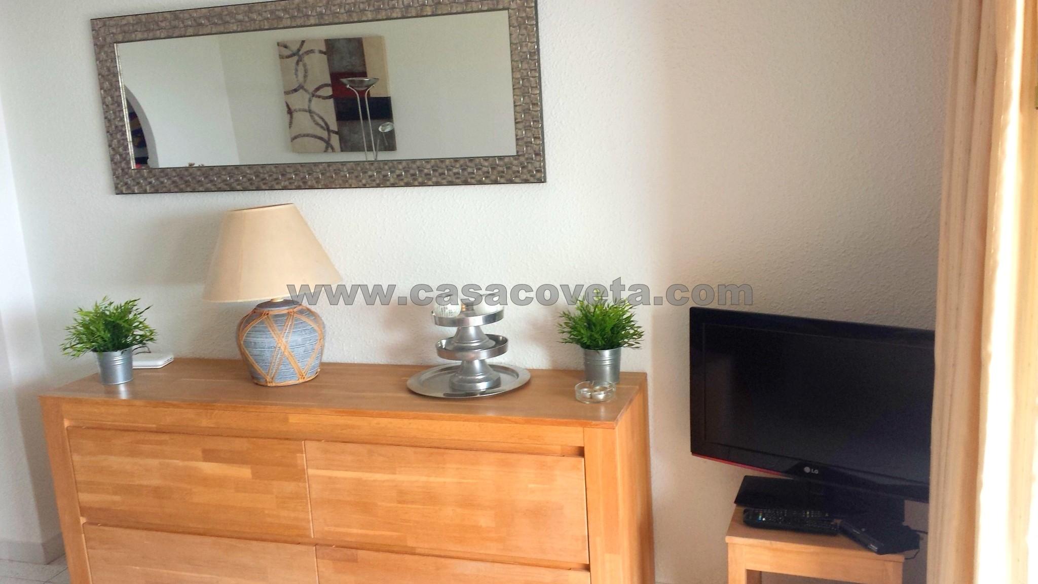 Cuisine Séparée Du Salon appartement charmant avec 2 lits doubles salon, cuisine