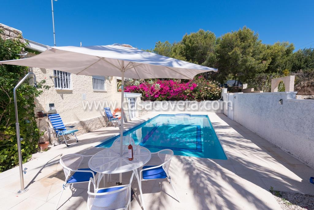Spacious Comfortable and Cozy Home. The villa has a private pool with sunloungers. Ref: 546