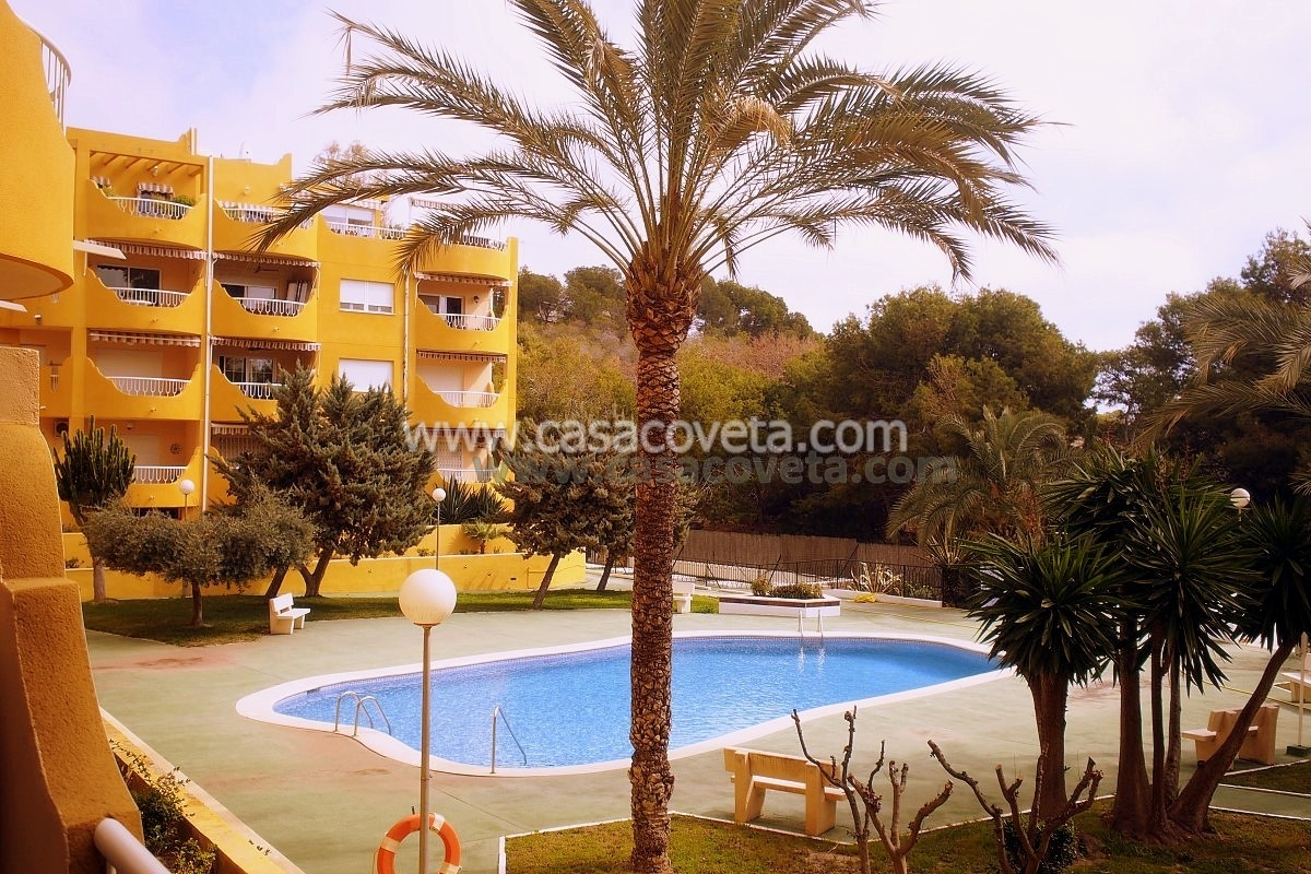 Apartment Steps from the Sea in El Campello, Costa Blanca North, Spain Ref.538