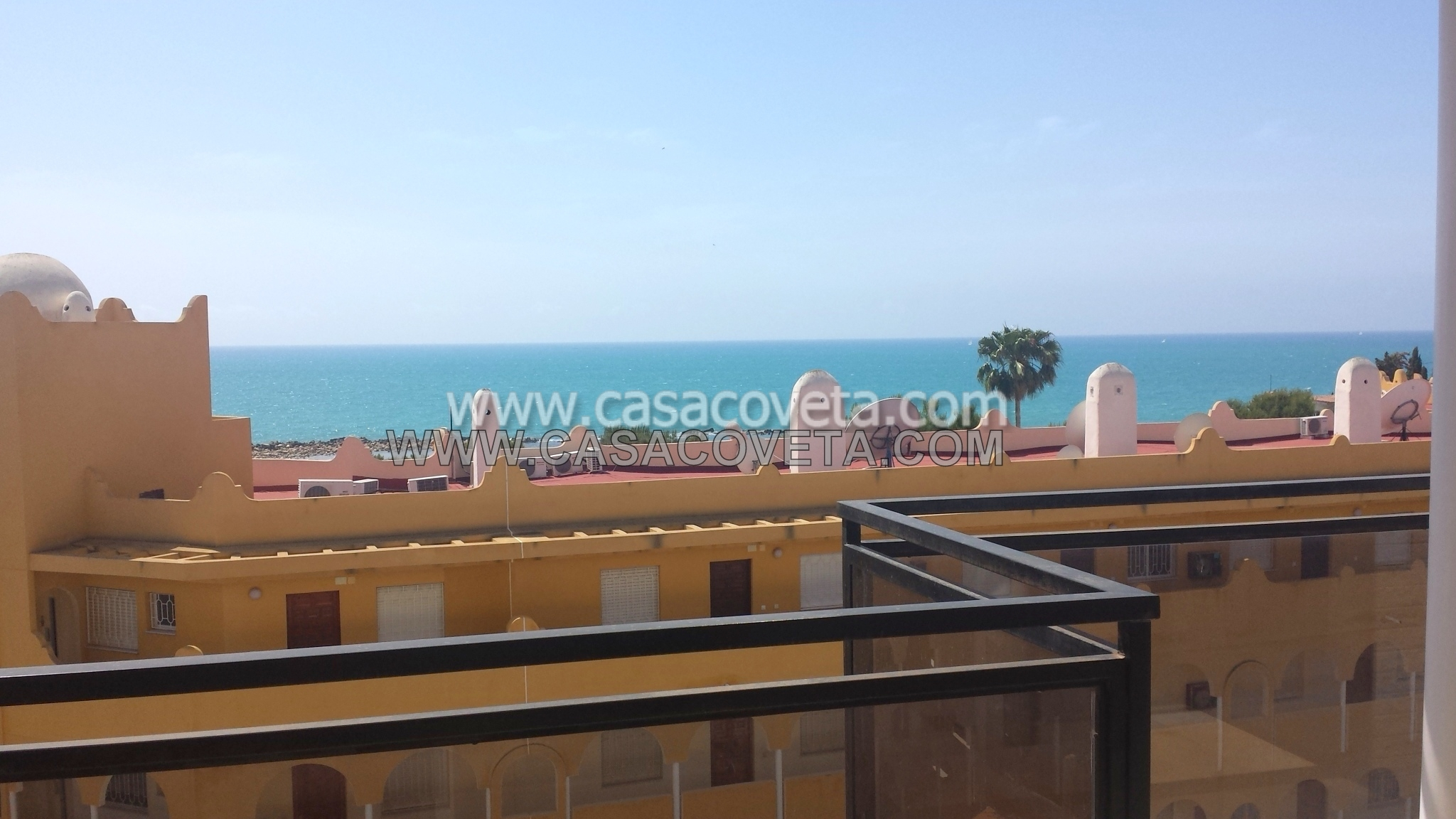 Modern appartement in Coveta Fuma, El Campello, Spanje – 100m van de zee Ref.564