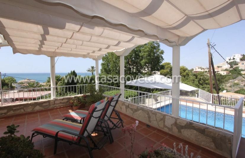 Magnifique villa individuelle à la Coveta Fuma avecpiscine Ref. 583